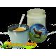Козе кисело мляко в стъклен буркан от 530 гр.